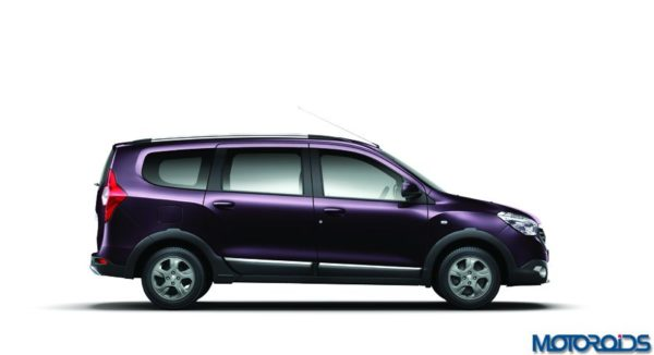 Renault Lodgy Stepway Edition side