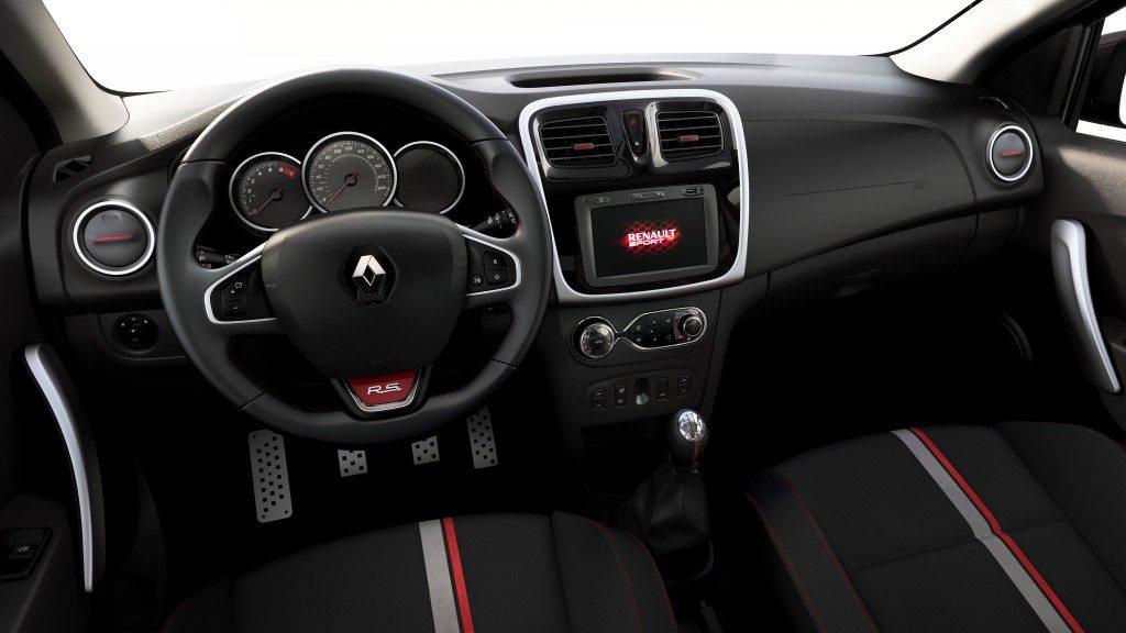 Renault Sandero RS 2 (Interior)