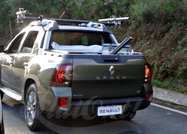 Renault Oroch pickup (1)
