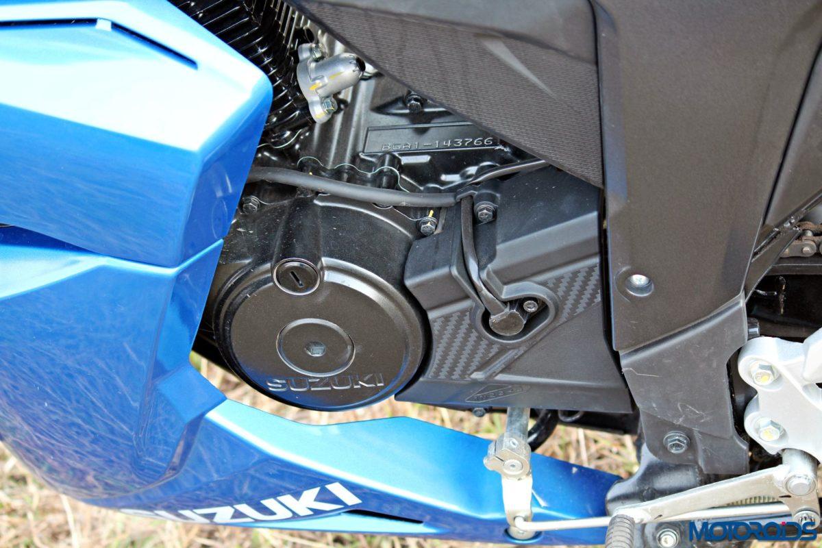 Suzuki Gixxer SF engine (1)