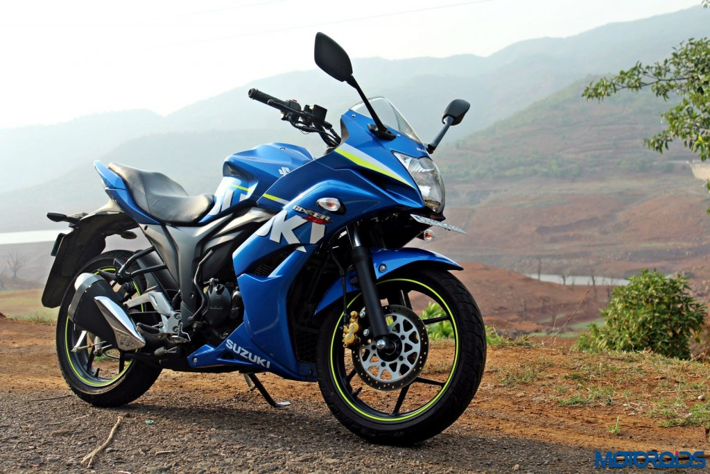 Suzuki Gixxer SF india (15)
