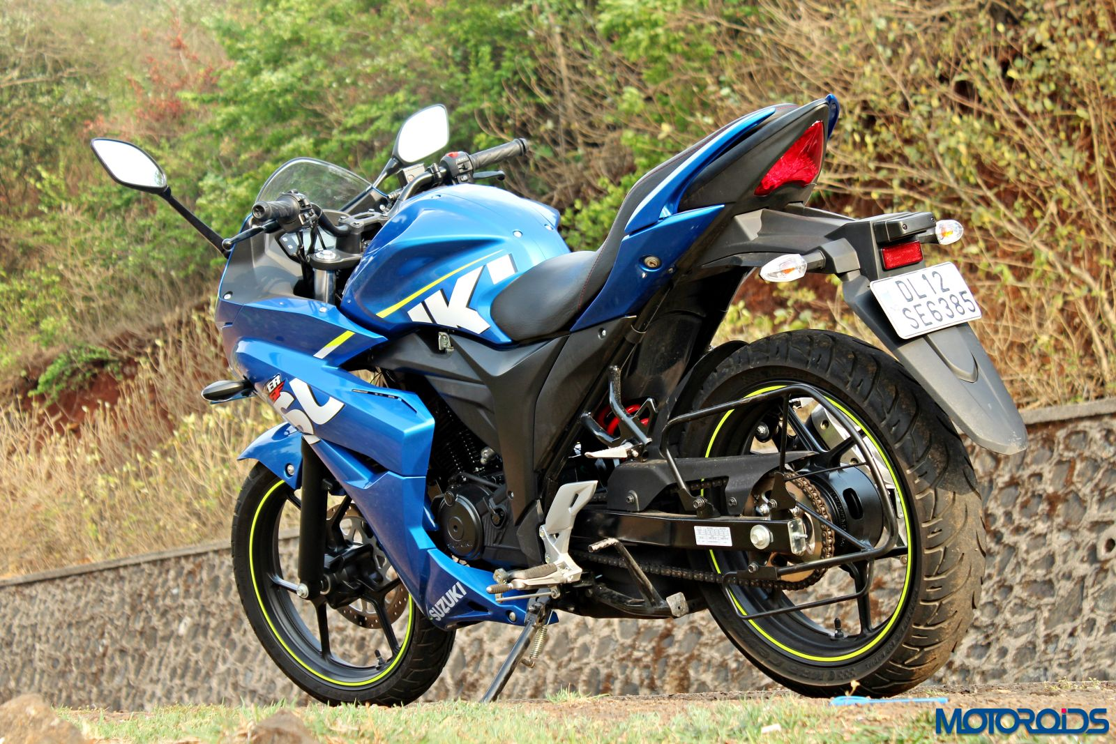 Suzuki Gixxer Sf Video