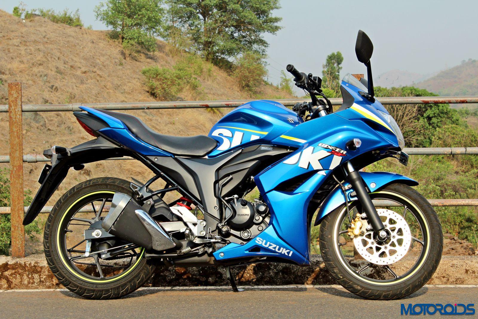 How Much Is A New Suzuki Motorcycle
