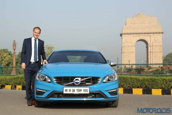 Tom von Bonsdorff - MD - Volvo India (1)