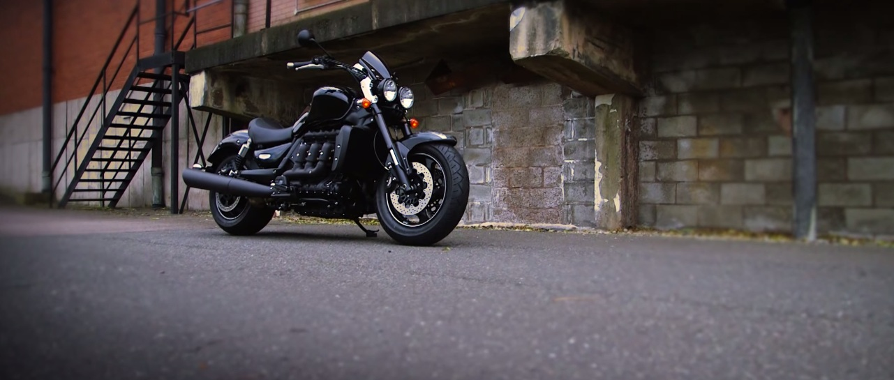 Triumph Motorcycles - RocketX - Limited Edition - 2