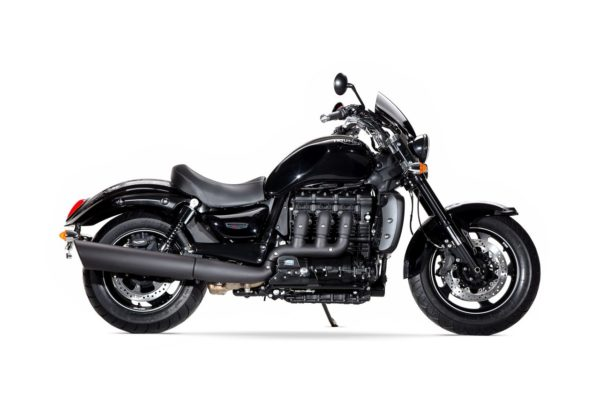 Triumph Motorcycles - RocketX - Limited Edition