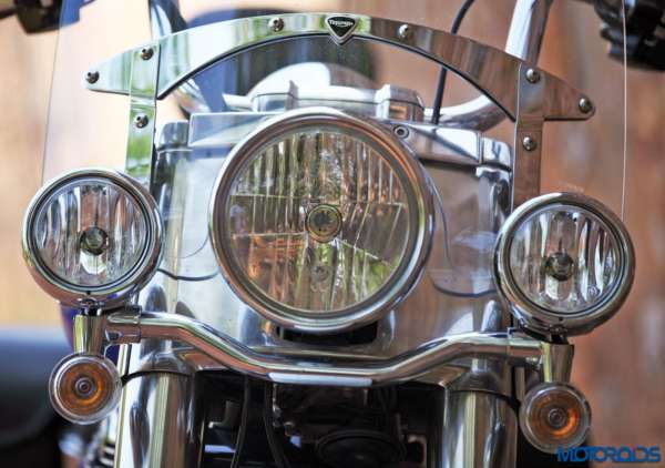 Triumph Thunderbird LT headlamp