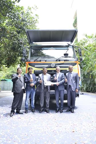 Volvo Trucks India