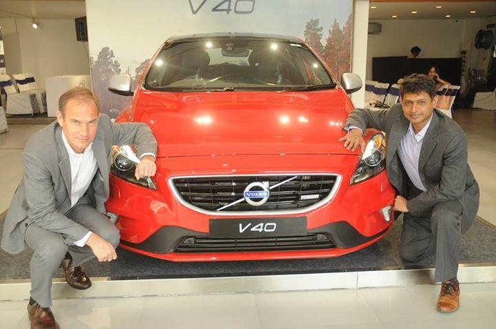 Volvo V40 Inida Launch (1)