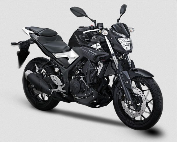 video yamaha mt 25 launched in indonesia at 46 million