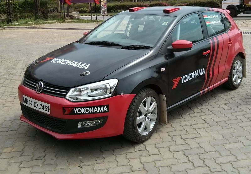 Yokohama-IRC-VW Polo