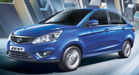 Tata Zest press photo