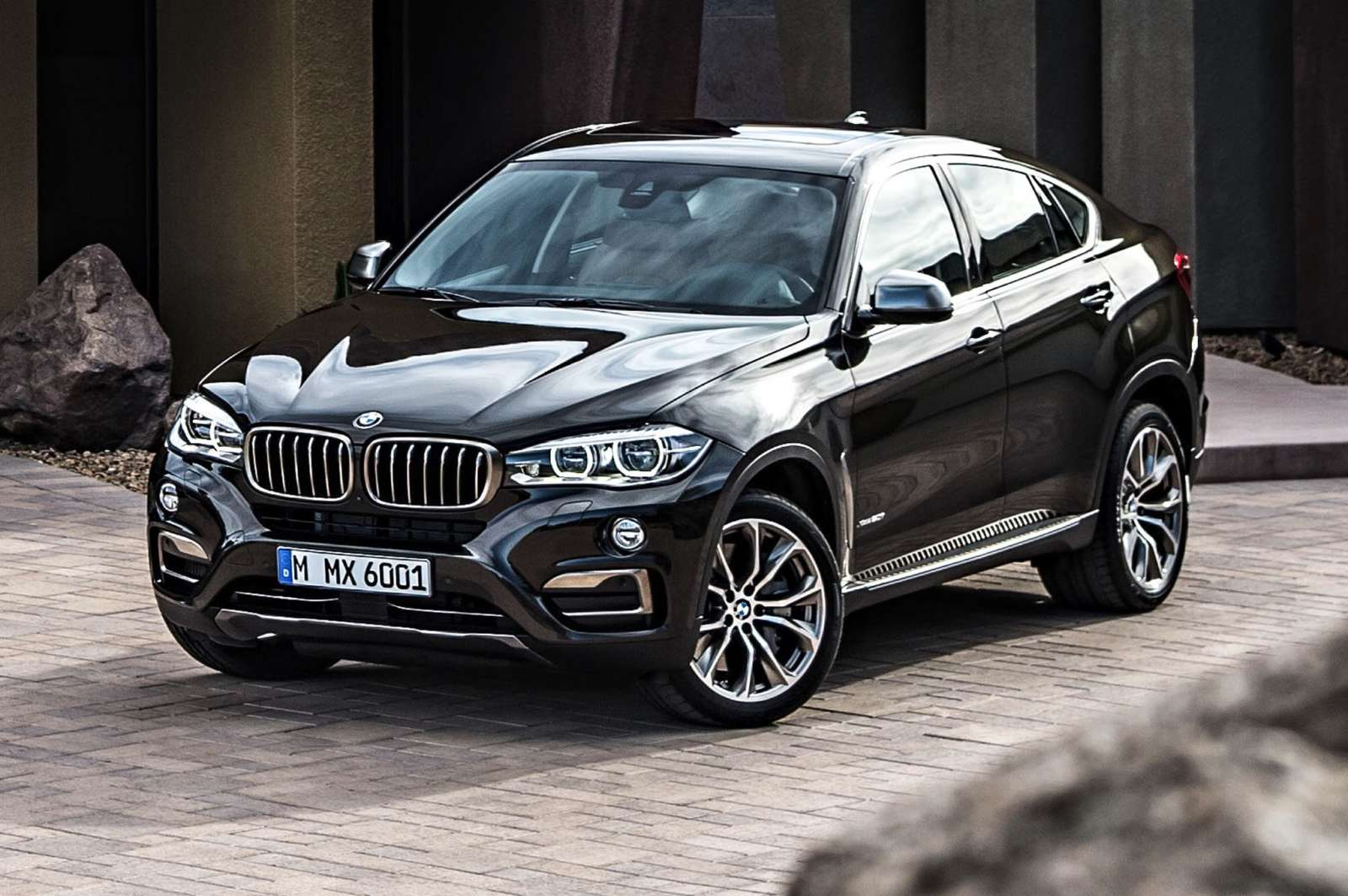 All New Bmw X6 To Launch In India On 23 July Motoroids