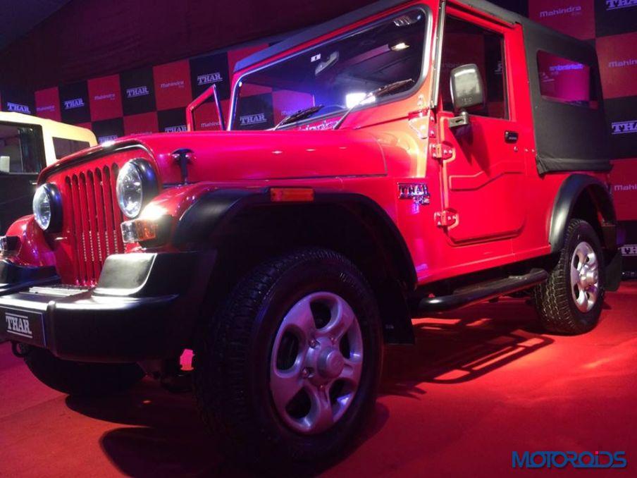 2015 Mahindra Thar CRDe launch (33)