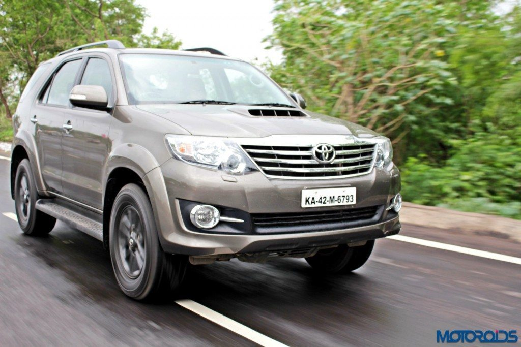 2015 new Toyota Fortuner 3.0 4x4 AT review