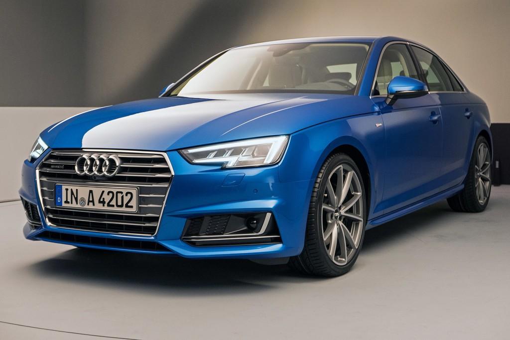 2016 Audi A4 (1)