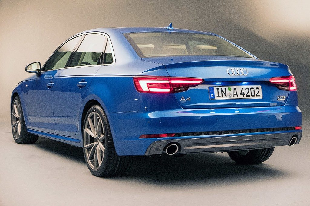 2016 Audi A4 (2)