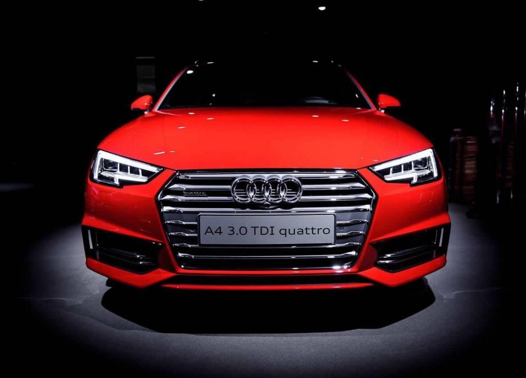 2016 Audi A4 Avant (1)