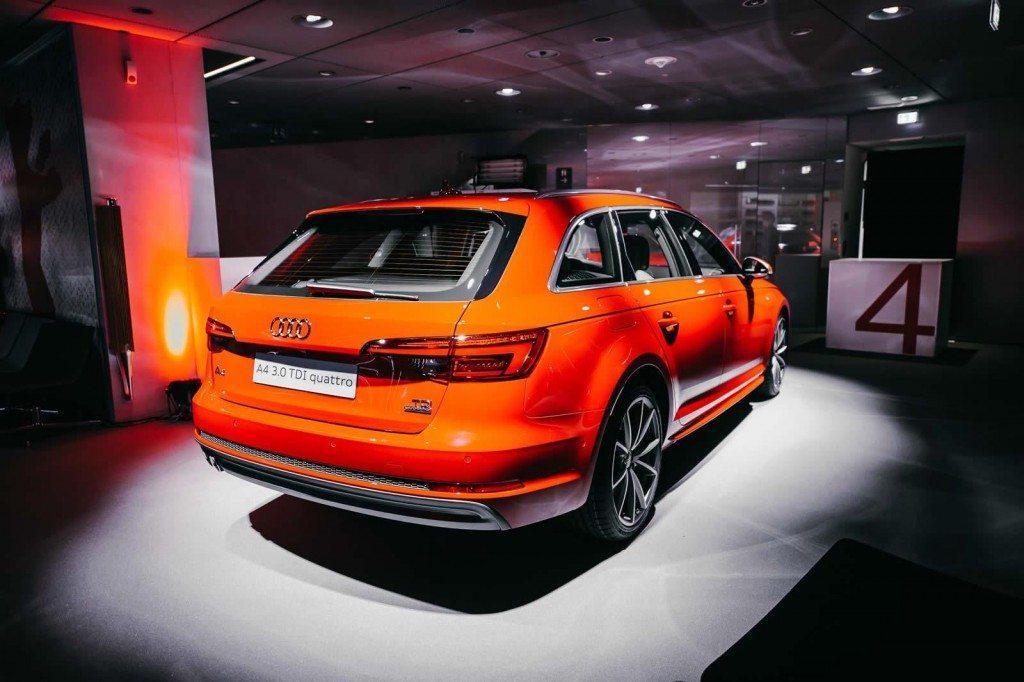 2016 Audi A4 Avant (6)