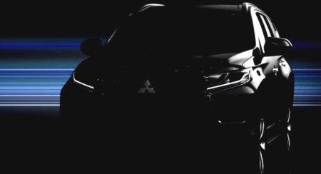 2016 Mitsubishi Challenger - Pajero Sport teaser