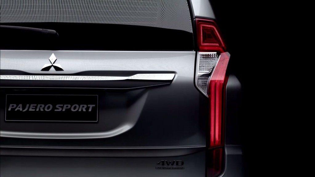 2016 Mitsubishi Pajero Sport - 5