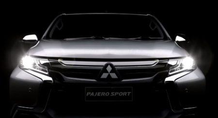 2016 Mitsubishi Pajero Sport - 6