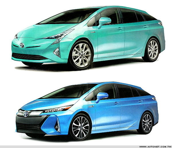 Toyota Camry Hybrid 2016: All New, 2016 Toyota Prius : Is This It?