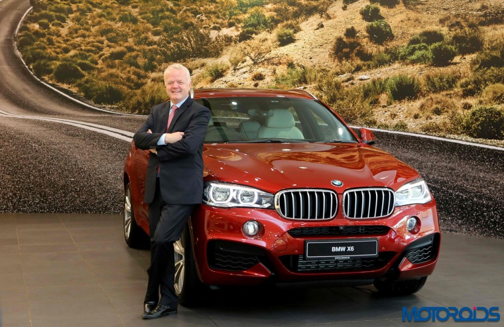 All-new BMW X6 India Launch (1)