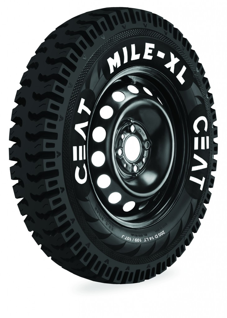 CEAT 205D14 Mile XL tyres