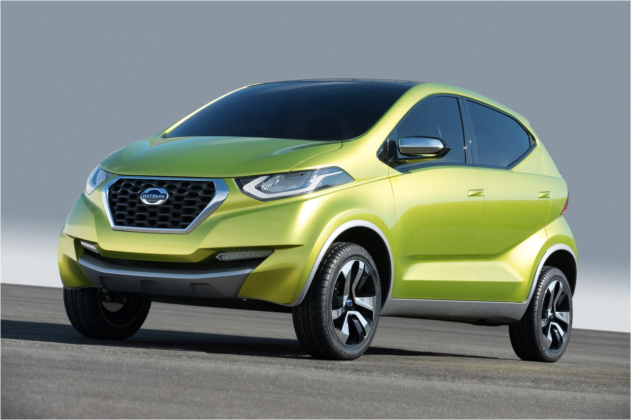 datsun redi go to launch in india by march 2016 motoroids. Black Bedroom Furniture Sets. Home Design Ideas