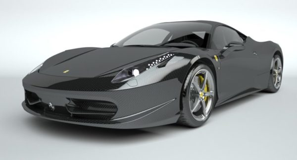 Ferrari-458-Italia-Vitesse AuDessus