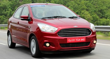 Ford Figo and Aspire likely to receive touchscreen infotainment system