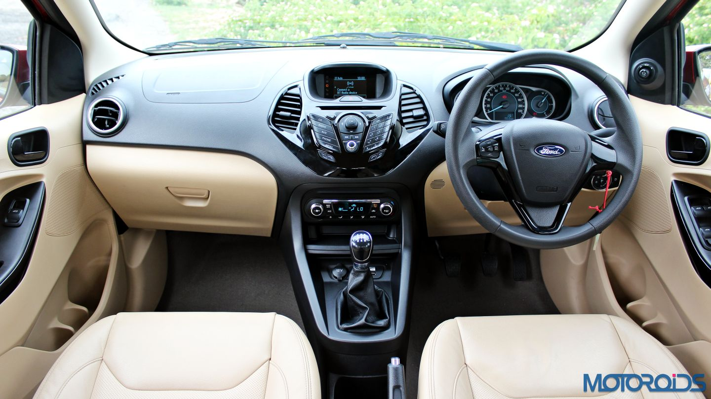 Ford Figo Aspire Dashboard