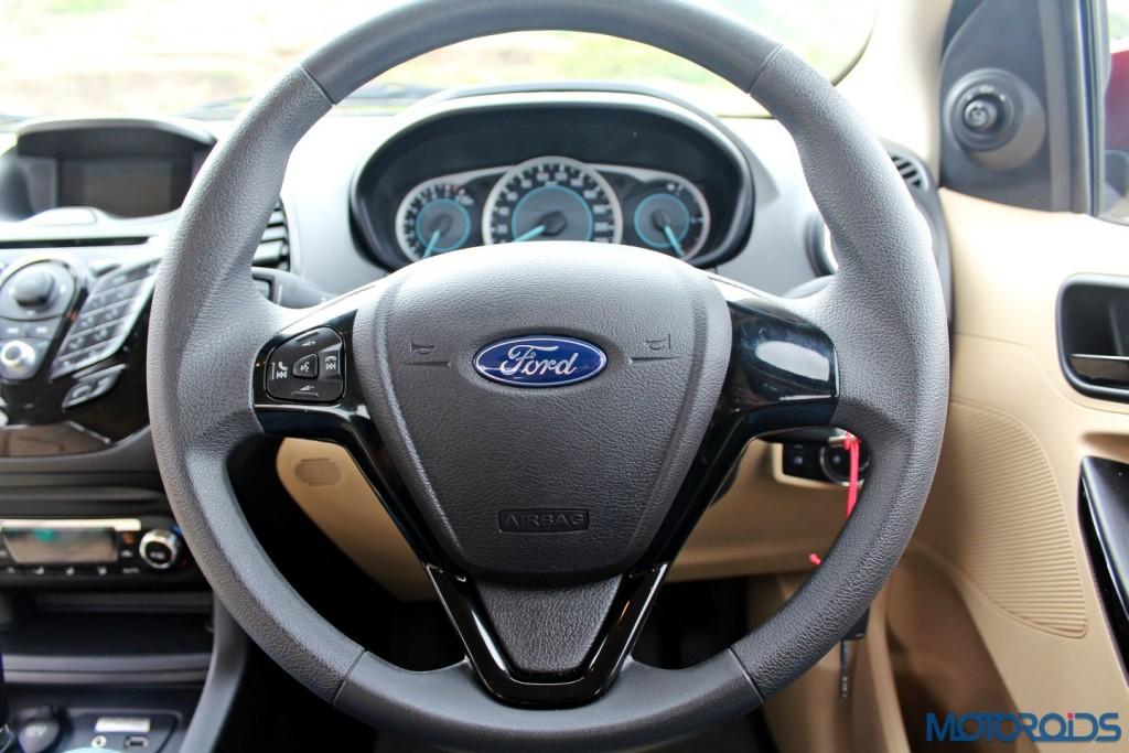 Ford Figo Aspire Steering Wheel