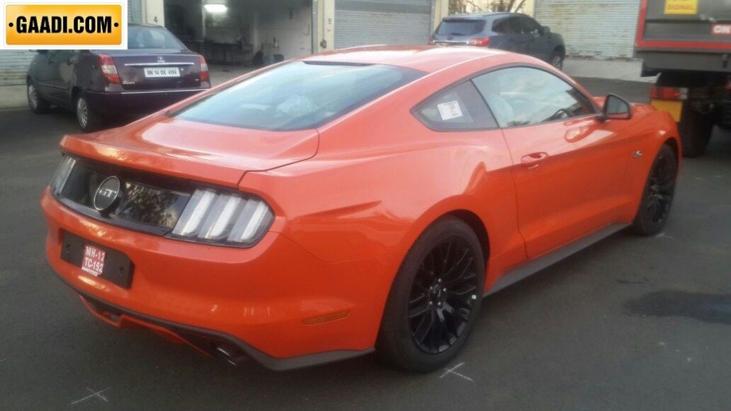 Ford Mustang India (6)