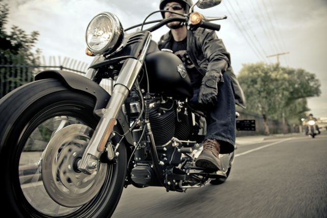 Harley-Davidson Celebrates 25 years of the Iconic Fat Boy (2)