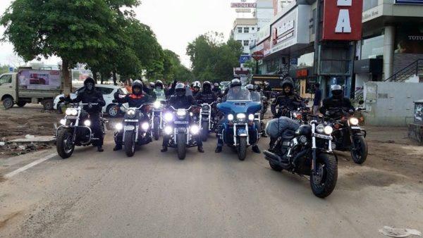 Harley-Davidson World Ride 2015 - Official Images (14)