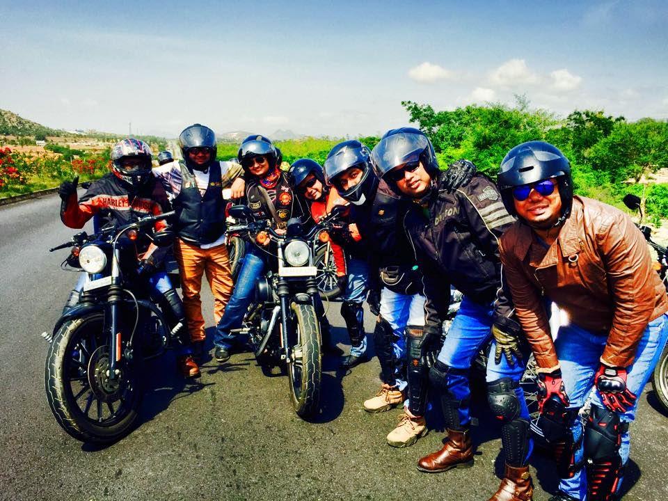 Harley-Davidson World Ride 2015 - Official Images (2)