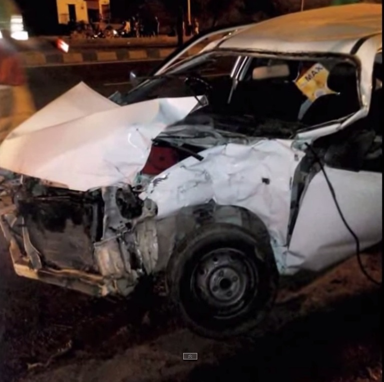 Hema malini crash Alto