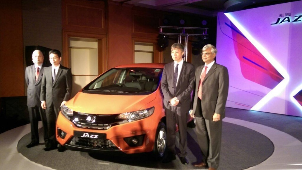 Honda Jazz Mumbai Launch (3)