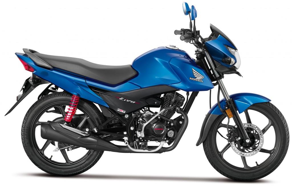 Honda Livo Side