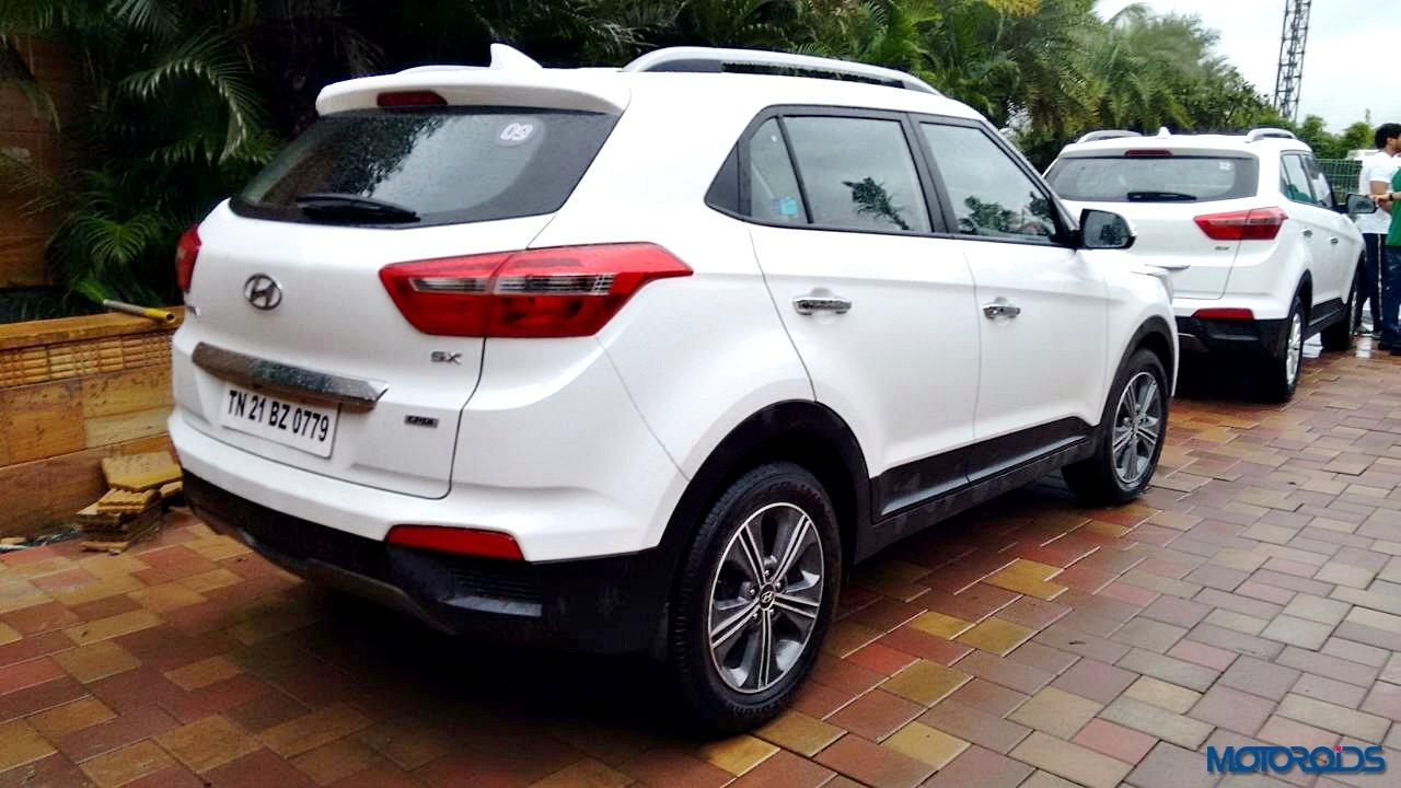 Hyundai Creta exterior and interior detailed image gallery ...