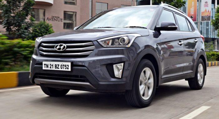 Hyundai Creta Prices Drop By Up To INR 63,000 Post GST