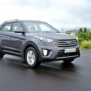 Hyundai Creta AT priced at INR 13.5 lakh ex-showroom Mumbai, official launch soon