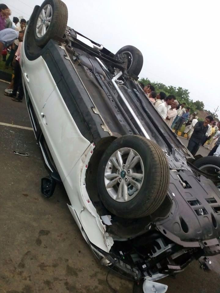 Hyundai Creta 2nd Accident - 2