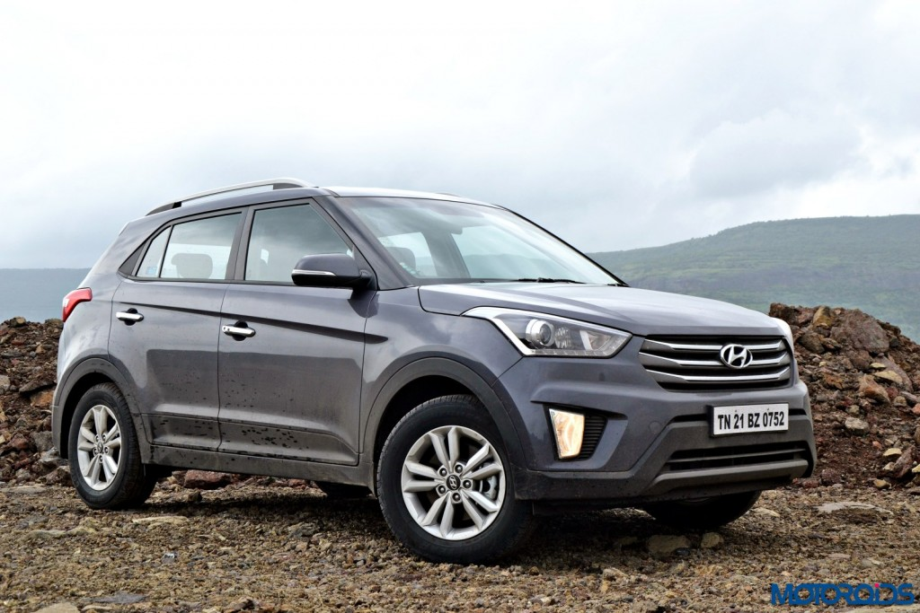 Creta 2017 White >> Hyundai Creta 1.6 CRDi AT / MT Review: Silken Sock - Motoroids