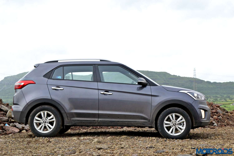 Hyundai Creta 1 6 Crdi At Mt Review Silken Sock Motoroids