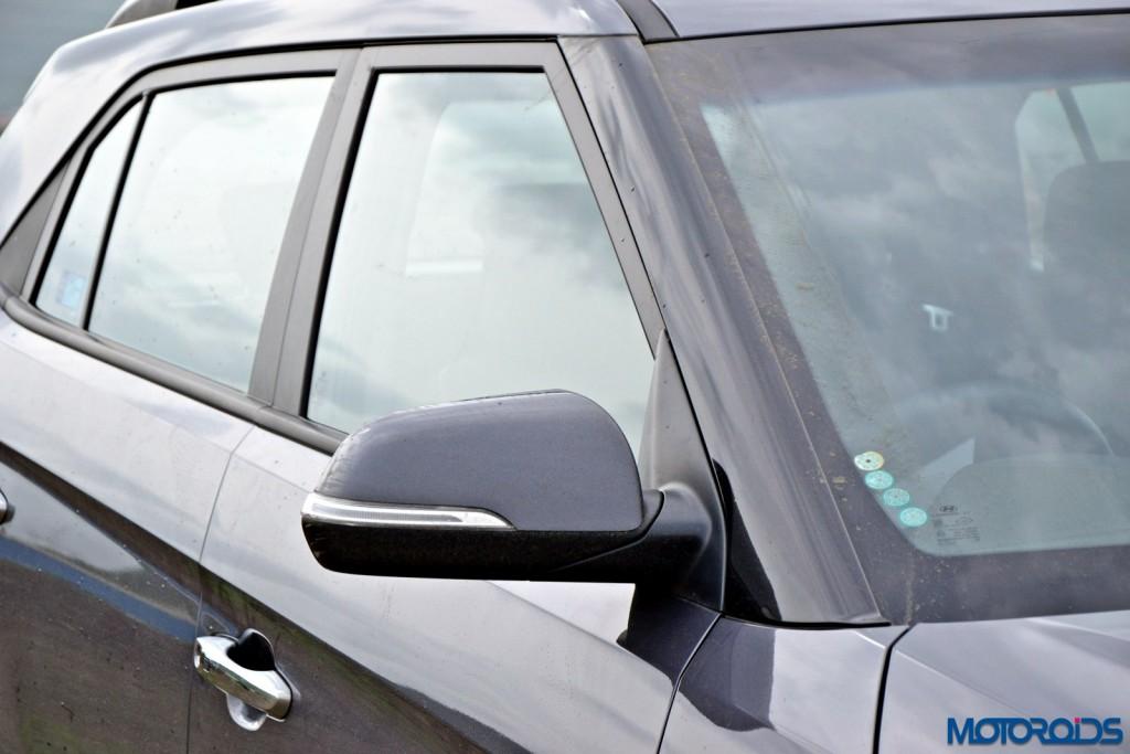 Hyundai Creta A-Pillar