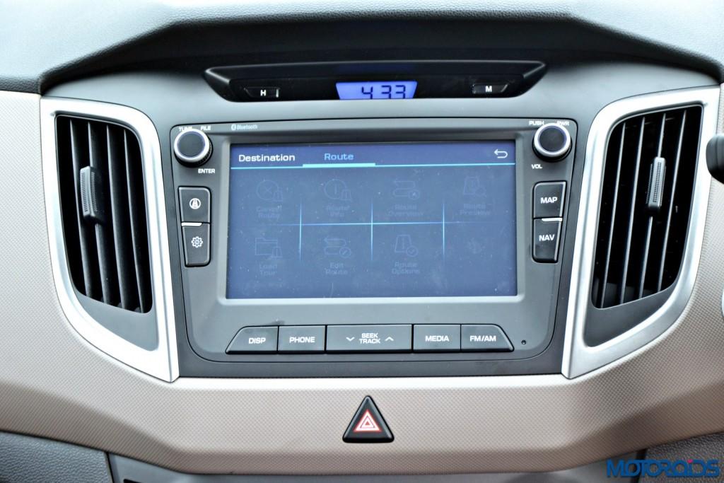Hyundai Creta AVN (2)