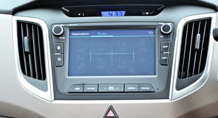 Hyundai i20 and i20 Active now available with touchscreen AVN system
